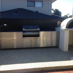 Stainless-steel-outdoor-kitchen