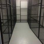 Sports Equipment cages - Bertram Community Centre