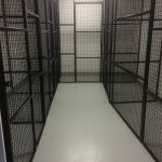 Sports Equipment cages - Bertram Community Centre