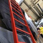 5488-Red-ladder school playground