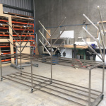 Commercial Drying Rack