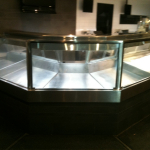 Glass & Stainless Steel Display