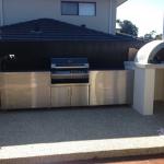 Stainless Steel Outdoor Kitchen