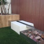 Stainless Steel Water Feature